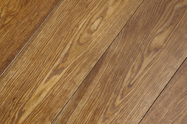 Chateau Grade Engineered Oak Flooring