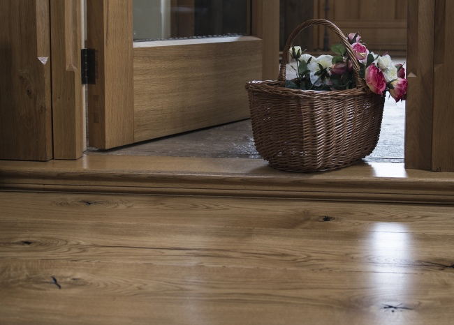 Montagne Engineered Oak Flooring