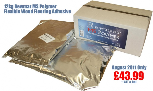Rewmark MS Polymer Adhesive