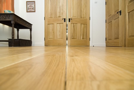 Solid Oak Flooring