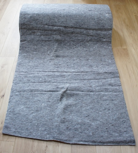 SilentWool: Floor Insulation/Underlay