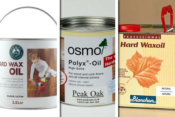 Hard Wax Oil Cans