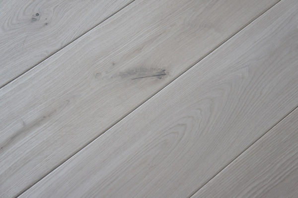 Unfinished Oak Flooring
