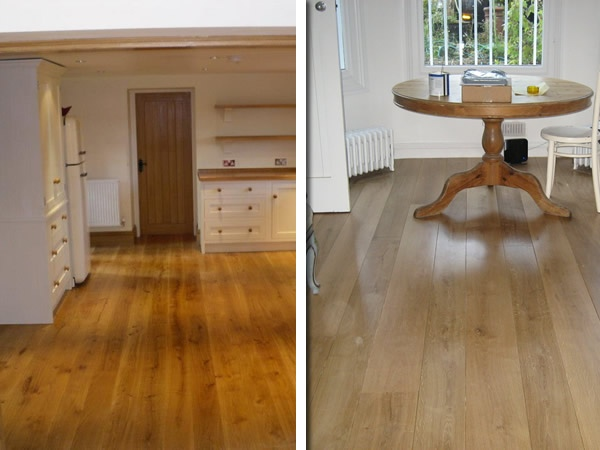 Character & Select Oak Flooring