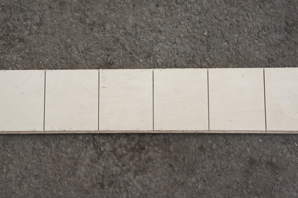 Jointed Plyboard