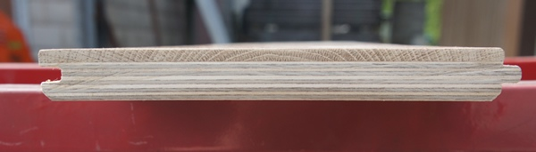 Engineered Oak Layers