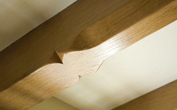 Peak Oak Solid Oak Beams