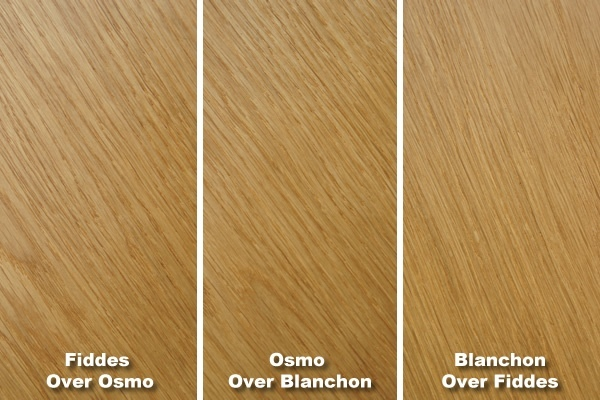 Can I Apply One Hard Wax Oil Brand Over Another Peak Oak