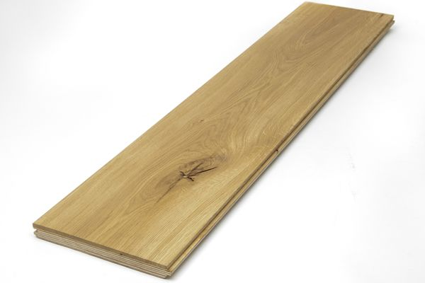 Character Grade Engineered Oak Flooring