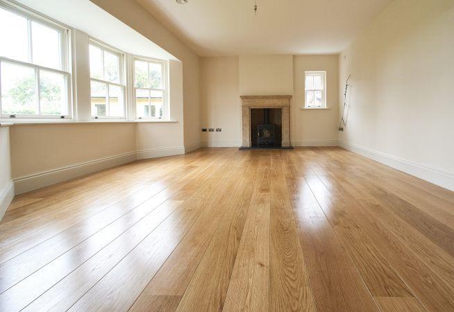 Select Grade Engineered Oak Flooring Peak Oak