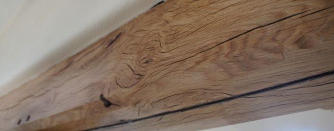 Air Dried Oak Beams Peak Oak