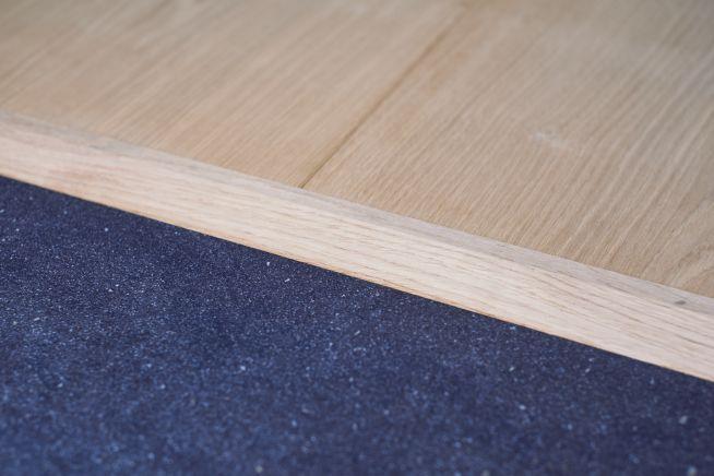 Solid Oak Reducer Threshold Peak Oak
