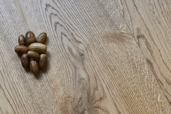 Medieval Engineered Oak Flooring Acorn