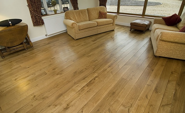Engineered Oak Floor