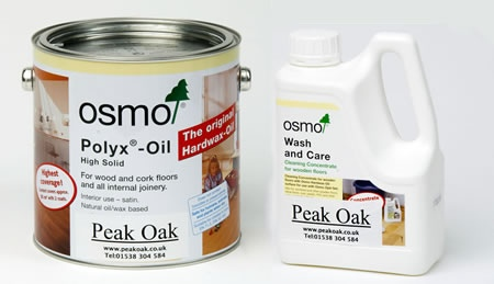 Osmo Polyx-oil & Wash and Care