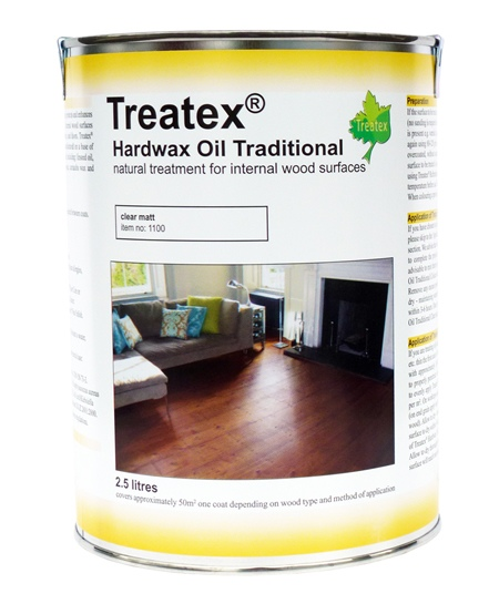Treatex Hardwax Oil Traditional Clear