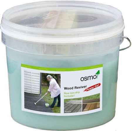 Osmo Wood Reviver Power Gel