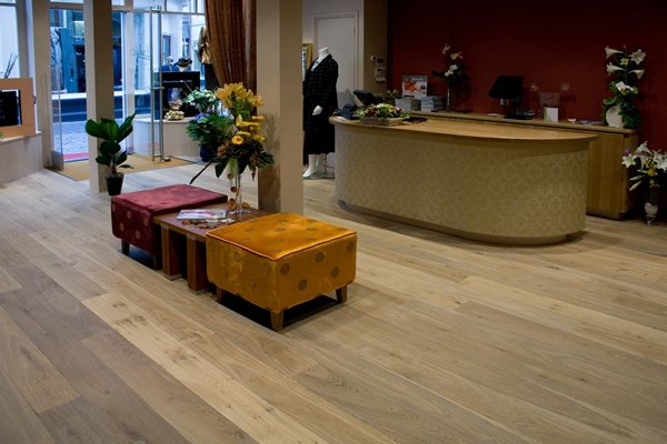 Hakwood Gothic Engineered Oak Flooring