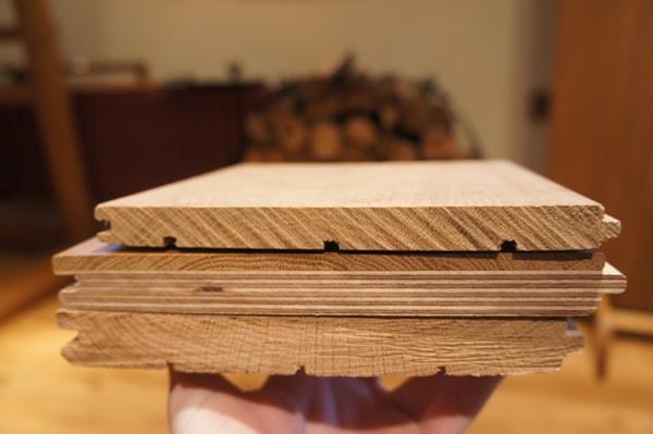 Wood Flooring Blog How Thick Should My Oak Flooring Be Peak Oak