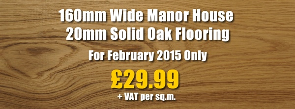 February 2015 Special Offer