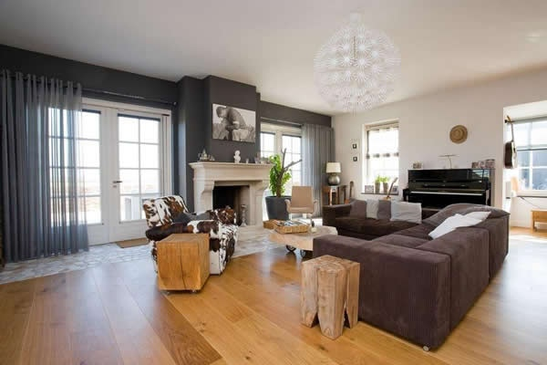 European Engineered Oak Flooring