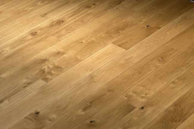 Connect Engineered Oak Flooring