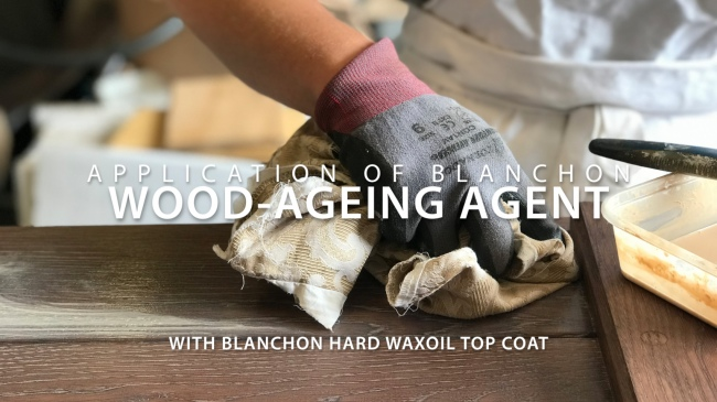 application-of-blanchon-wood-ageing-agent