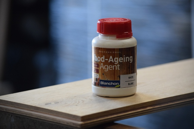 Blanchon Wood-Ageing Agent Bottle