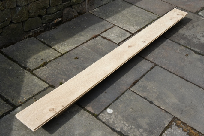 Barn Grade Oak Board Length