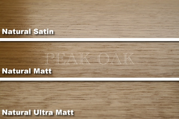 Satin / Matt / Ultra Matt Comparison