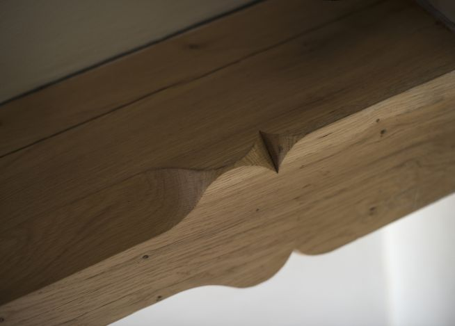 oak-beam-detail
