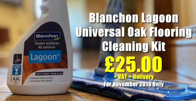 Blanchon Lagoon Universal Cleaning Kit Special Offer