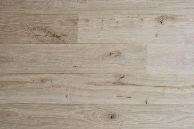 Unfinished Character Grade Oak Flooring