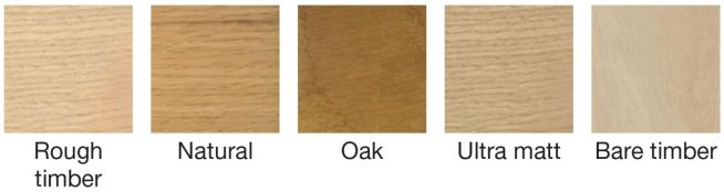 Blanchon Original Wood Environment - Colour Swatch